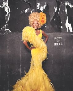 Photos: From 'RuPaul's Drag Race' to 'Party Monster,' Film & Reality TV Gurus World of Wonder Release Coffee Table Book Rupaul Quotes, Divas, Rupaul Drag Queen, Vogue, Bob Mackie, Monster Party, Mellow Yellow, Supermodels, Beautiful People