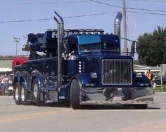 Australian Peterbilt tow truck