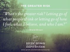 The greater risk