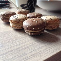 Macarons #Picard.  Photo by gustavfrance