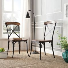The Nelson Collection showcases on-trend style and function that is the perfect addition to your dinning room.