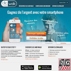 click and walk - Cerca con Google