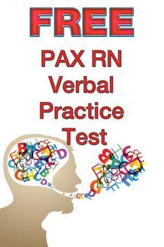 Pre-entrance exam for nursing?