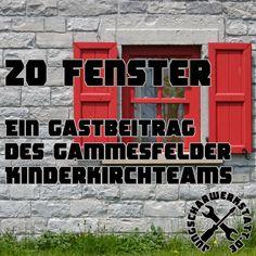 20 Fenster