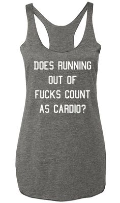 Gym Class Tank Top Funny Workout Tank Top by NobullWomanApparel