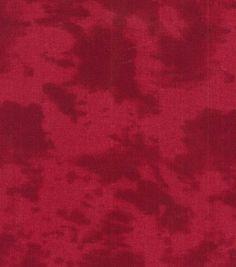 Keepsake Calico Cotton Fabric- Merlot Large Sponge Texture