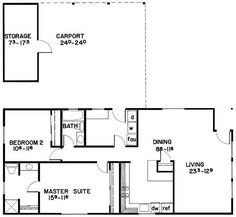 new house plan hdc-1013-3 is an easy-to-build, affordable 2 bed 2