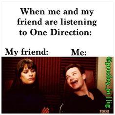 So true! I got shoved down the bleachers but my lovely friends xD