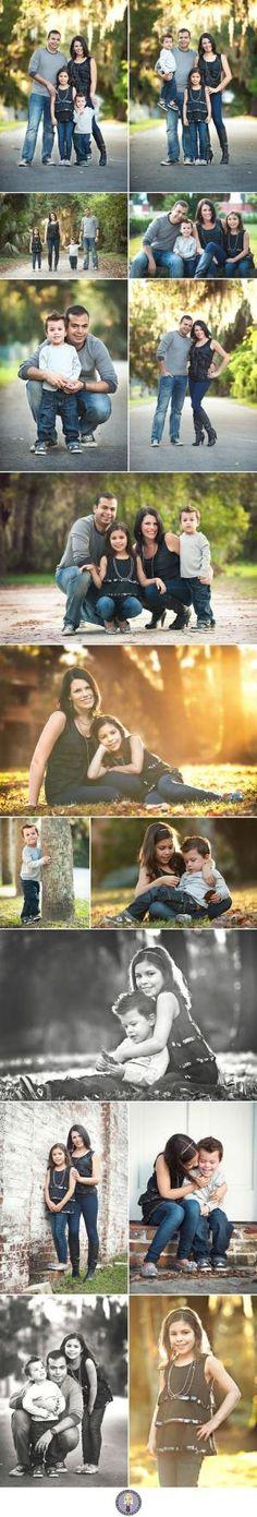 family poses by freida