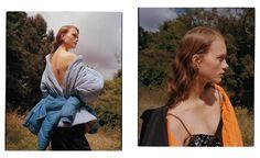Julie Hoomans by Benjamin Vnuk for The Telegraph Magazine