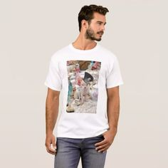 #Chihuahua Mad Hatter T-Shirt - #chihuahua #puppy #dog #dogs #pet #pets #cute