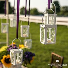 Mini Lanterns with Hanger