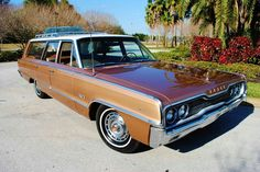 1966 Dodge Polara Station Wagon