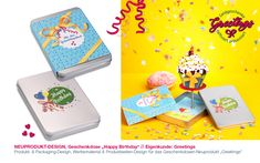 Stefanie Twellmann on Behance Corporate Design, Editorial Design, Contract Jobs, Illustrator, Logo Design, Happy Birthday, Dose, Playing Cards, Behance