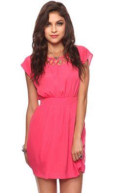 pretty simple dress