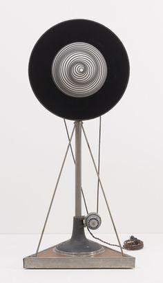 Marcel Duchamp. Rotary Demisphere (Precision Optics). Paris, 1925