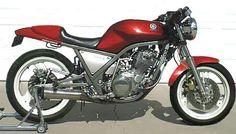 yamaha srx 6 reduced effect 1986 fotos y especificaciones técnicas, ref: Ducati Scrambler Sixty2, Yamaha Cafe Racer, Yamaha Bikes, Cafe Racers, Custom Motorcycles, Custom Bikes, Cars And Motorcycles, Brat Motorcycle, Motorcycle Design