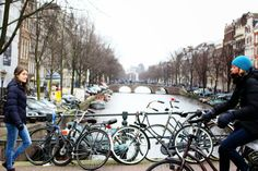 A January Weekend in Amsterdam