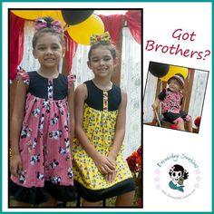 Girls Minnie Dress Disney Matching Outfits Minnie Purse