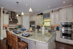 Cook up new #memories in your #dreamkitchen…  #kitchendesign #naples #cooking #food #dinner