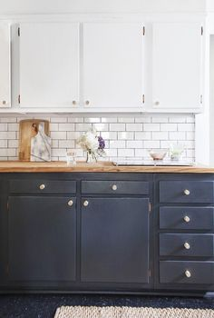 Norse White Scandinavian Design Blog: White Metro tiles in the Kitchen