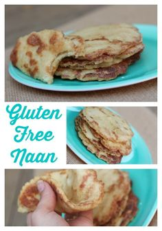 Do you eat gluten free and love Indian food? Then you are gonna flip for this gluten free naan! No reason to suffer with tummy trouble anymore! Gf Recipes, Indian Food Recipes, Gluten Free Recipes, Cooking Recipes, Gluten Free Naan, Gluten Free Cooking, Gluten Free Wraps, Fried Fish Recipes, Sans Lactose