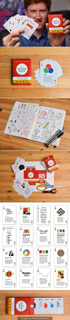 The Essentials of Graphic Design in a Beautiful Deck of…
