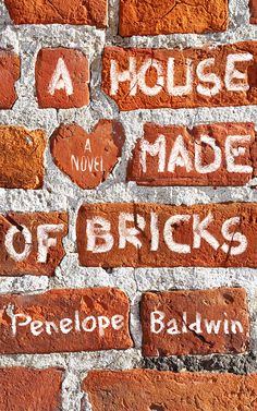 Book Cover Design for A House Made of Bricks. If you would like to commission us for your book cover, please visit our website #bookcover #bookcoverdesign #bookcovers #bookcoverart #ebookcover #ebookcovers #bookcoverartwork #bookcoverartist #bookcoverdesigner #ebookcoverdesign #ebookcoverdesigner #ebookcoverart #author #amwriting #amdesigning
