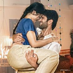 Geetha Govindam starring Vijay Devarkonda and Rashmika Mandanna, earned positive buzz and is gearing up for grand release on August The makers of Geetha Govindam find themselves in a trouble. Romantic Couple Images, Indian Wedding Couple Photography, Love Couple Images, Wedding Couple Poses Photography, Couple Photoshoot Poses, Couples Images, Girl Photography Poses, Couple Pics, Bridal Photography