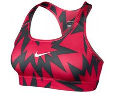 Nike Pro Printed Sports Bra Womens Clothing, Shoes & Jewelry - Women - Clothing - sport underwear women - http://amzn.to/2jKBIJr