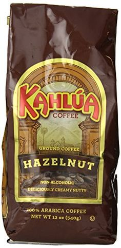 Kahlua Gourmet Ground Coffee Hazelnut 12 Ounce * You can find out more details at the link of the image.  This link participates in Amazon Service LLC Associates Program, a program designed to let participant earn advertising fees by advertising and linking to Amazon.com.