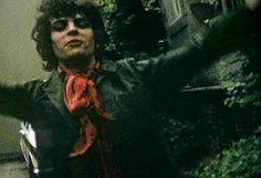 "Syd Barrett... ""waving my arms in the air"""