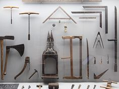 Japanese woodworking tools for construction