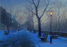 Prelude to Spring by Alexei Butirskiy