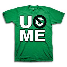 "WWE - John Cena ""You Can't See Me"" Logo T-Shirt - TshirtMall.com"