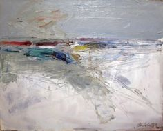 Nathan Oliveira – Sea, Oil on canvas Bay Area Figurative Movement, Shaman Woman, Mark Making, Abstract Landscape, Figurative Art, Art Boards, Art Museum, Art History, Oil On Canvas