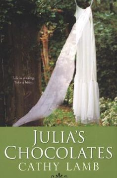 From the moment Julia Bennett leaves her abusive Boston fiancé at the altar and her ugly wedding dress hanging from a tree in South Dakota, she knows she's driving away from the old Julia, but what she's driving toward is as messy and undefined as her own wounded soul. At her Aunt's farmhouse Julia is welcomed by an eccentric, warm group of women of women, and finds her salvation in making chocolates.