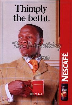 Magazine Advert Nescafe 2000s