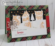 Stampin' Up! Hearts Come Home for Stamp Ink Paper – Stamp With Amy K