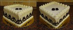 Harlekýn 16x16 (1,6kg) Cream Cake, Om, Cakes, Desserts, Custard Cake, Tailgate Desserts, Cream Pie, Deserts, Cake Makers