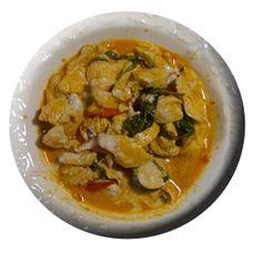 Kylling Panaeng (Panaeng gai)