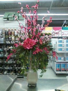 Spring into 2014 Flower Arrangement, Floral Arrangements, Table Centerpieces, Table Decorations, Michael Art, Spring Design, Floral Designs, Artsy Fartsy, Exotic
