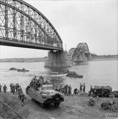 Nijmegen – Railway bridge (1) | World War 2 Then In Now