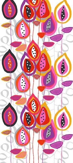 Jocelyn Proust Designs, pattern design