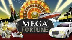 Mega Fortune Jackpot