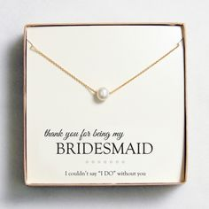 Do you like this idea for your bridesmaids' gifts? They are prob. $25-30 at Dazzle in Memphis. They also sell simple pearl earrings for prob. like $5. How much do you want to spend on bridesmaids' gifts? You could also throw in a wrap since it is late October.