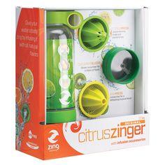 Personal Edge : Zinger citrus gift set (4)