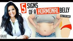 Hormonal Weight Gain, Beauty Tips, Beauty Hacks, Apple Body Shapes, Girl Train, Belly Belly, Hormone Imbalance, Proper Nutrition, Excercise