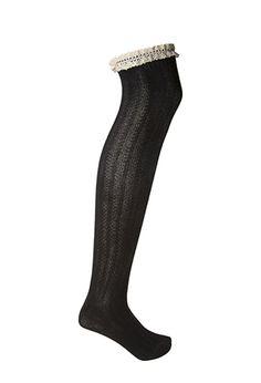 Ruffled Over-The-Knee Socks | FOREVER21 - 2000060065