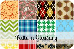 Glossary of Design Pattern Terminology